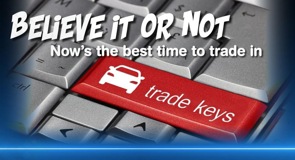Trader In Your Keys at Ponoka Chrysler Dodge Jeep Ram in 6510 - 39 Avenue Hwy 2A South