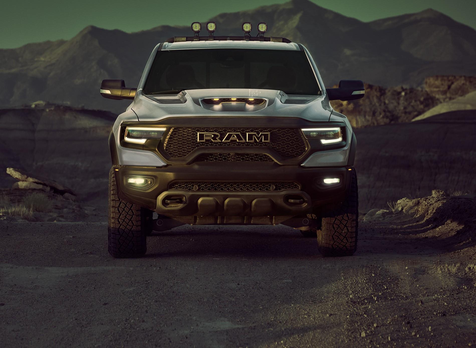 2021 RAM 1500 TRX at Ponoka Chrysler Dodge Jeep Ram