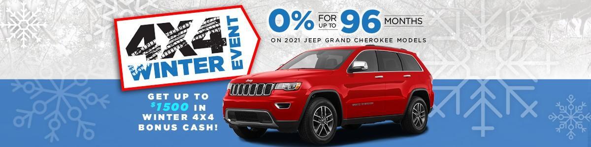 Jeep Discount Offers at Ponoka Chrysler Dodge Jeep Ram in Ponoka