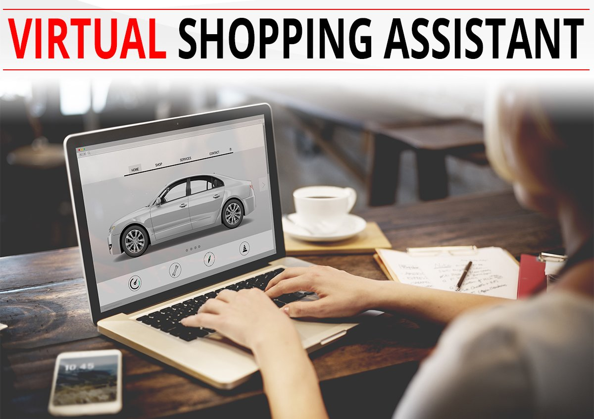 Virtual Shopping Assistant image